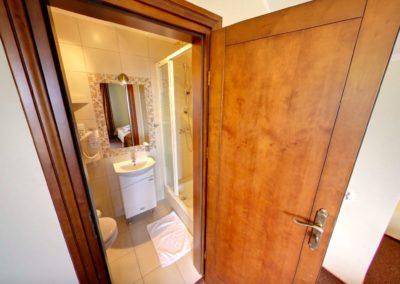 Chata Aniołów - łazienka
