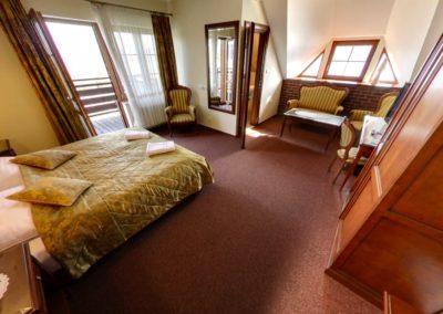 Apartament Chata Aniołów hotelu Wichrowe Wzgórze