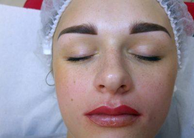 Makijaż permanentny brwi - Kaszuby