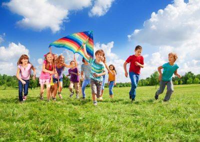 Wakacje na Kaszubach z dziećmi